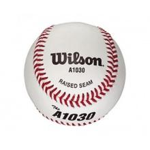 Wilson Baseball Ball A1030 9 Inch Bild 1