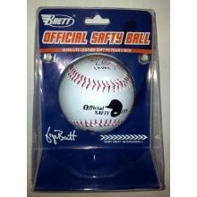 Brett weicher Kompressions Baseball Ball 9inch Bild 1