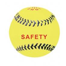 Sure Shot Sicherheit Baseball Ball Geliefert-Yellow Bild 1