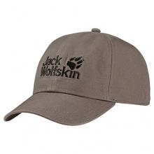 Jack Wolfskin Kappe Baseball Cap, Siltstone, One size Bild 1