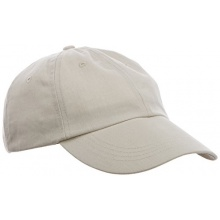 anvil Herren Low Profile Twill Baseball Cap 6 Panel Bild 1