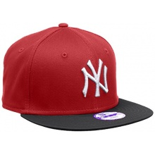 New Era Baseball Cap Fifty Block NY Yankees Snapback Bild 1