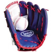 Louisville Slugger Kinder Baseballhandschuh, 26,7cm Bild 1