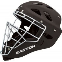 Easton Rival Catchers Baseball Helm S Black Bild 1