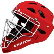 Easton Rival Catchers Baseball Helm L Scarlet Bild 1