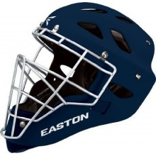 Easton Rival Catchers L Navy Baseball Helm Bild 1