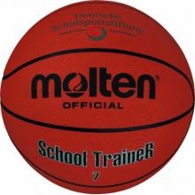 Molten Basketball B7ST, ORANGE, 7 Bild 1