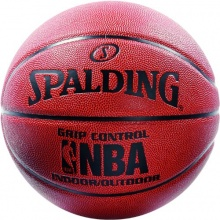 Spalding Basketball NBA Grip Control Indoor/Outdoor Bild 1