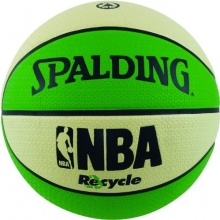 Spalding Herren Basketball NBA Recycle, 7 Bild 1