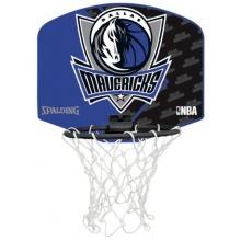 Spalding Basketballkorb Miniboard Dallas Mavericks Bild 1