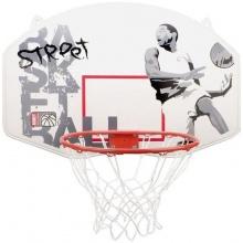 Sport-Otto ABB LEAGUE - Basketballboard + Korb + Netz Bild 1