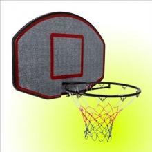 Hergestellt für DEMA Basketballkorb mit Ring und Netz Bild 1