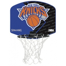 Spalding Mini Basketballkorb Miniboard New York Knicks Bild 1