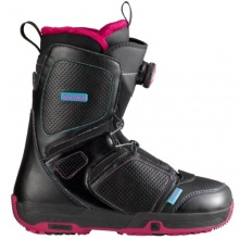 Damen Snowboard Boots Salomon Pearl Boa 2013 women Bild 1