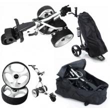 Pro Rider Elektrischer Golf-Trolley Bild 1