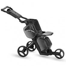 BrandFusion Sun Mountain Combo Golf Cart Black Bild 1