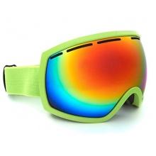 Snowboardbrille Aspen unisex 2015 Farbe Grün Bild 1