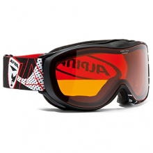 ALPINA Freespirit 2.0 HM Snowboardbrille black pop Bild 1