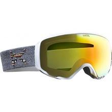 Anon Damen Snowboardbrille WM1 Pattern Redsolex Bild 1