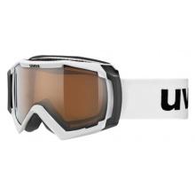 UVEX Snowboardbrille Apache 2 Polavision Pro White Mat Bild 1