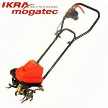 IKRA Motorhacke Elektro 700W EM700 Kultivator Bodenfräse Bodenhacke Bild 1