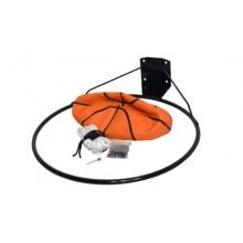 Bentley Sports - Basketballkorb-Set Mit Basketballnetz Bild 1