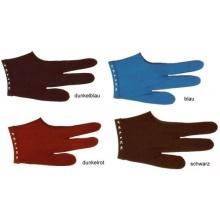 Billard-Handschuh von FELICE, dunkelblau, beidhändig Bild 1