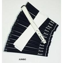 Touch Herren schwarz/weiß Velvet jumbo Golf Griff Bild 1