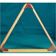 Billard Triangel 57ft Holz mahagoni. von Zubehör Bild 1