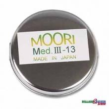 Moori Profi Klebleder 13mm Queupomeranzen  Bild 1