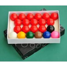 nanook Snooker Kugeln Set 52,4 mm hochglanzpoliert Bild 1