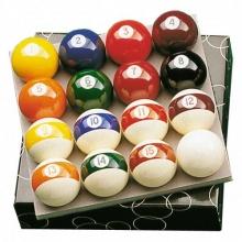 Heiku Sport Snooker Kugeln Luxor Classic, 57,2mm  Bild 1