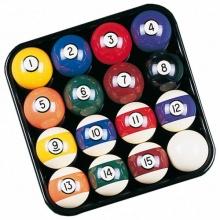 Heiku Sport Pool-Kugeln Luxor Master,Snooker Kugeln Bild 1