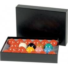 Snooker Kugeln von Crystalite 52,4 mm. Bild 1