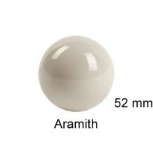 Snooker Kugeln von Winsport ARAMITH 52 mm weiß. Bild 1