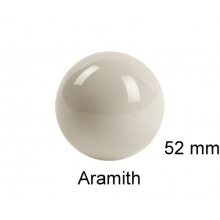 Snooker Kugeln ARAMITH 52mm Spielball von Winsport Bild 1