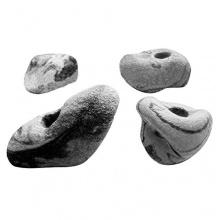 Klettergriff Größe L weiß-meliert Bild 1