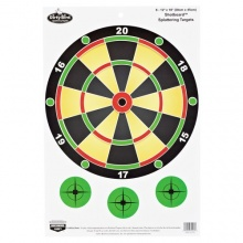 Birchwood Casey Db Shotboard 12x18 8pk Zielscheibe Bild 1