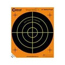 Caldwell Ornge Peel Bulls-Eye 5,5 Zielscheibe 10 Bild 1