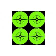 Zielscheibe Ziel Spots Grün 40-3 Birchwood Casey Bild 1