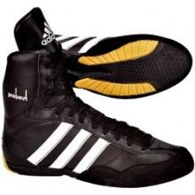 Adidas ProBout Boxschuhe - UK Size 9, EU Größe 43 Bild 1