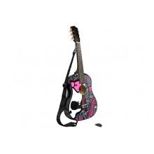 Lexibook K2000MH Monster High Akustikgitarre Bild 1