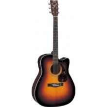 Yamaha FX370C Elektroakustische Gitarre  Bild 1