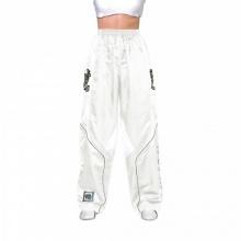 KWON Freestyle Kampfsport Hose TX-Type weiß, Gr.140 Bild 1
