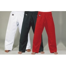 KWON Kampfsport Hose Baumwollhose rot 180 Bild 1