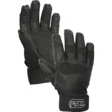 Petzl Erwachsene Kletterhandschuhe Cordex Plus Schwarz Bild 1