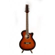 Ashton SL29 12CEQTSB Elektro Akustik Gitarre Bild 1
