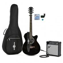 Single-Cutaway Elektro-Akustik Gitarre Bild 1