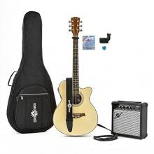 Single Cutaway Akustikgitarre Bild 1