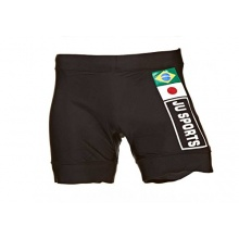 Fight-Pant black, Kampfsport Shorts von Ju-Sports Bild 1
